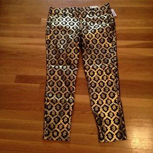 Old Navy holiday Pixie Pants